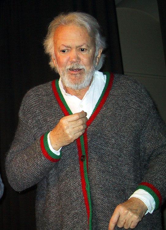 Pedro Cánovas - Personajes